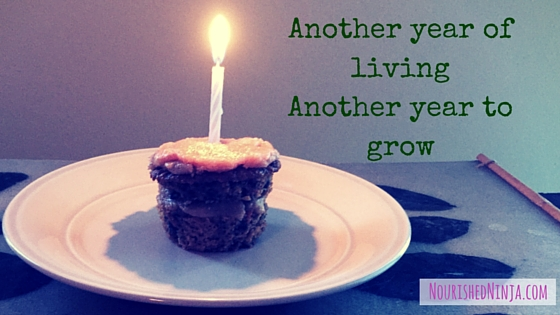 Another year of livingAnother year to grow